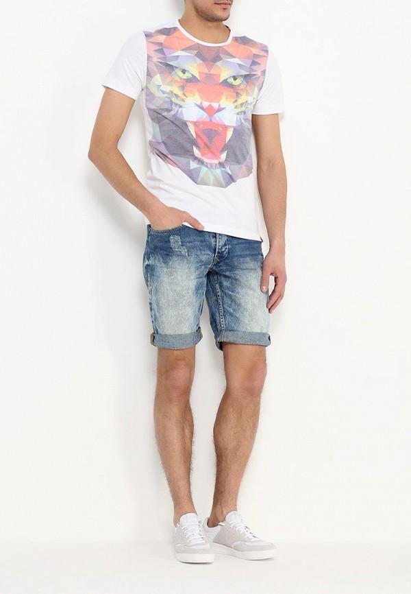 Мужские джинсовые шорты Blend (Бленд) 20700305: изображение 2