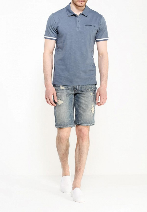 Мужские джинсовые шорты Blend (Бленд) 20700353: изображение 2