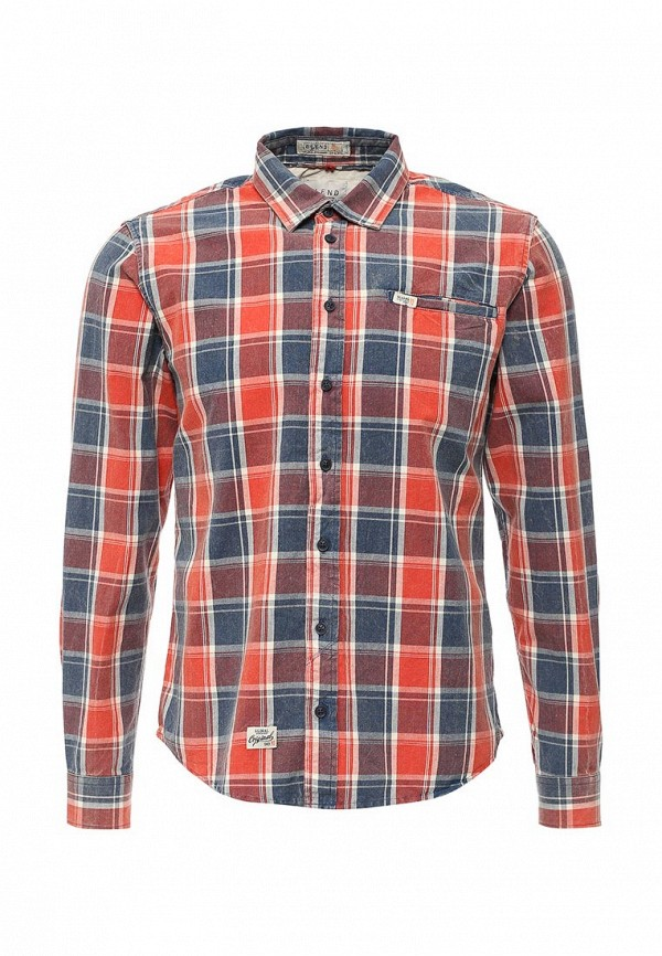 Рубашка с длинным рукавом Blend (Бленд) 20700034: изображение 2