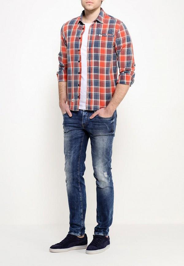 Рубашка с длинным рукавом Blend (Бленд) 20700034: изображение 3