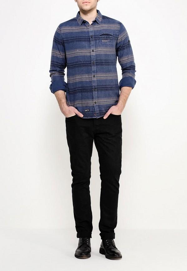 Рубашка с длинным рукавом Blend (Бленд) 20700196: изображение 3