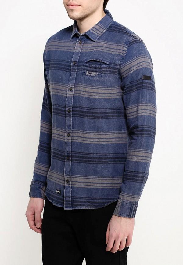 Рубашка с длинным рукавом Blend (Бленд) 20700196: изображение 4