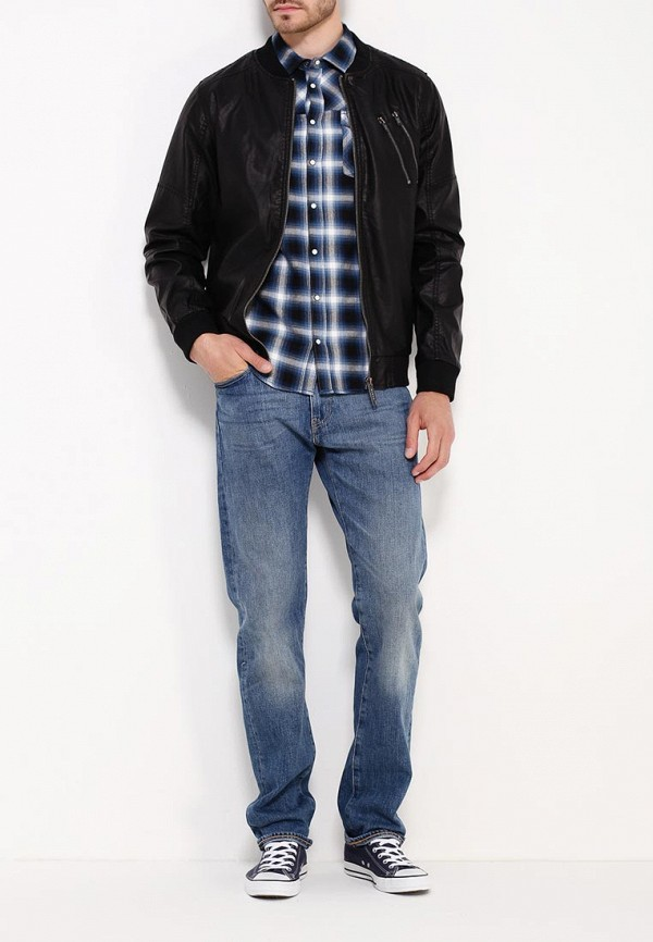 Кожаная куртка Blend (Бленд) 20701041: изображение 2