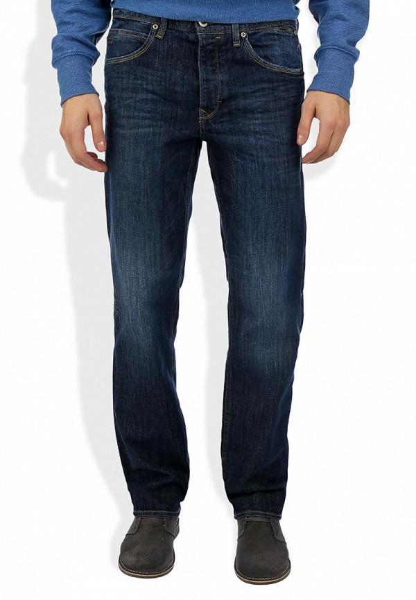 Мужские прямые джинсы Blend (Бленд) 700069: изображение 1