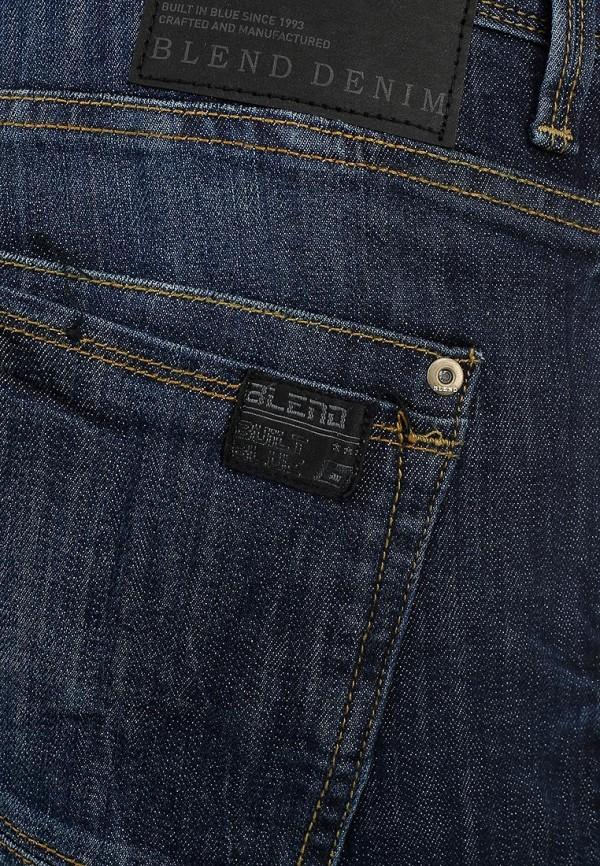 Мужские прямые джинсы Blend (Бленд) 700069: изображение 6