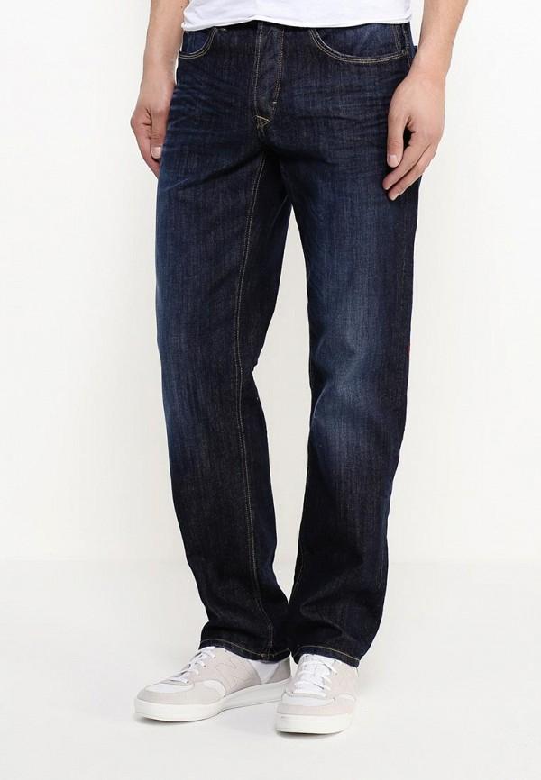 Мужские прямые джинсы Blend (Бленд) 700069: изображение 8