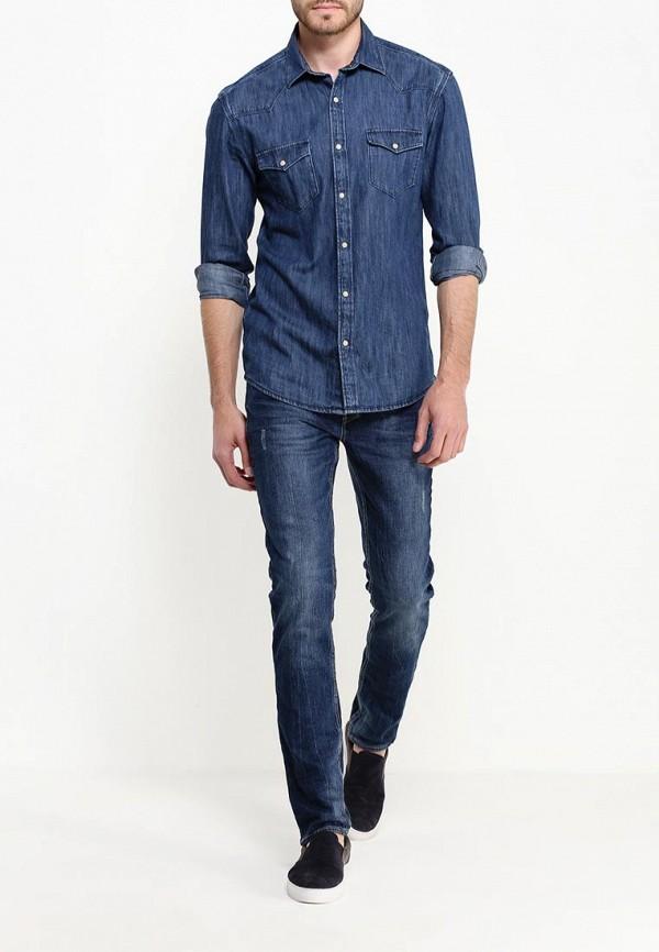Зауженные джинсы Blend (Бленд) 20701884: изображение 2