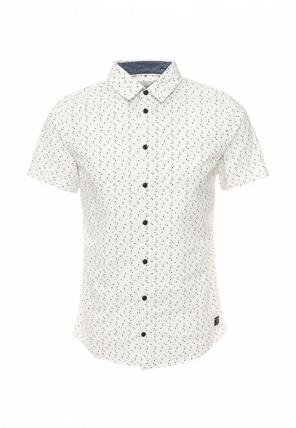 Фото - мужскую рубашку Blend белого цвета