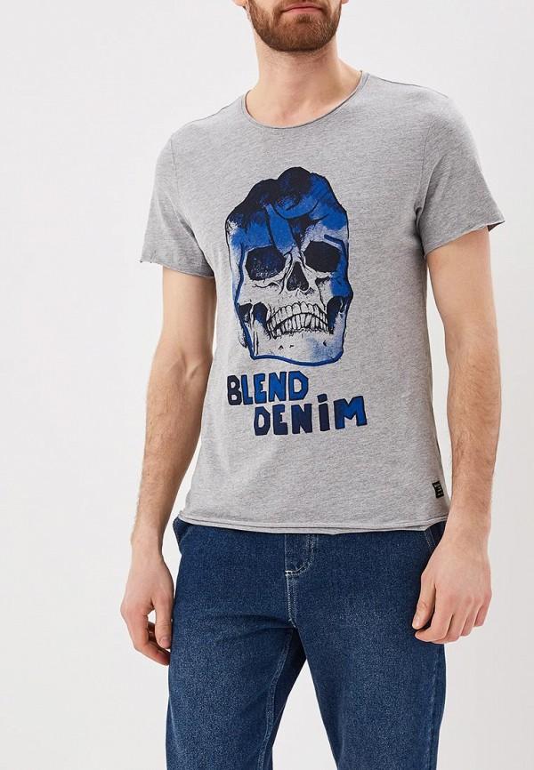 Футболка Blend Blend BL203EMZQI41 футболка blend blend bl203emzqj10