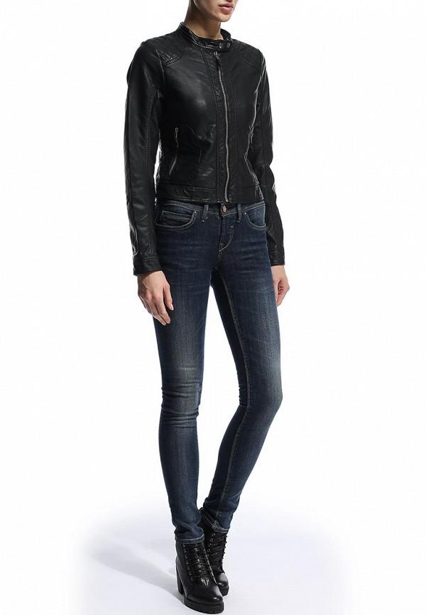 Кожаная куртка Blend (Бленд) 201203: изображение 4