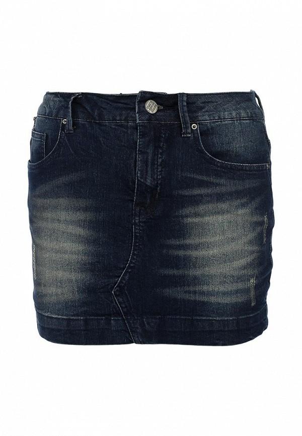 Джинсовая юбка Blend (Бленд) 201094: изображение 1