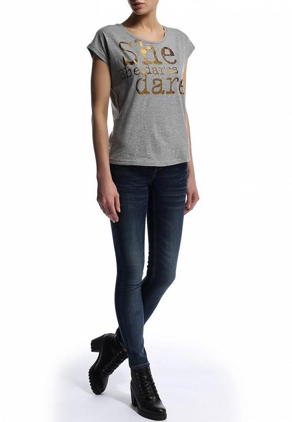 Зауженные джинсы Blend (Бленд) 201140: изображение 3