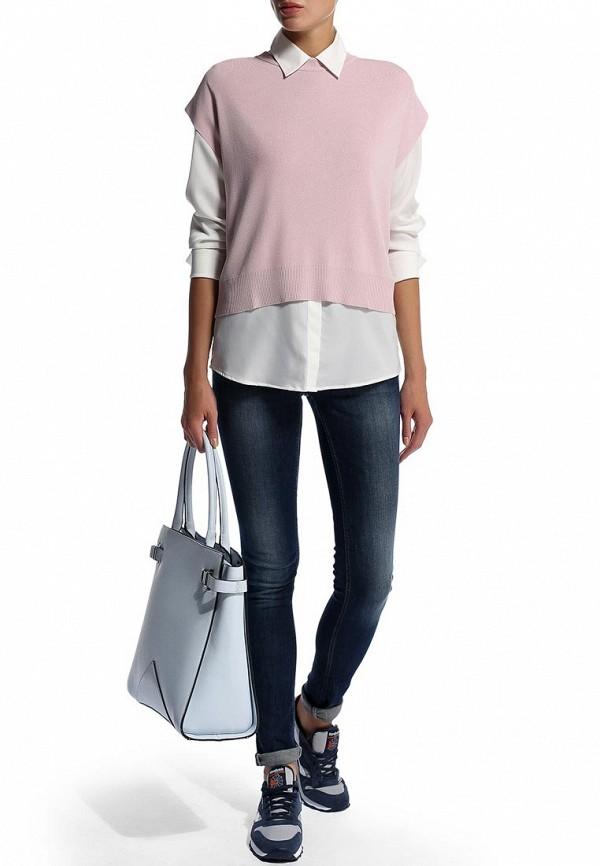 Зауженные джинсы Blend (Бленд) 201028: изображение 6