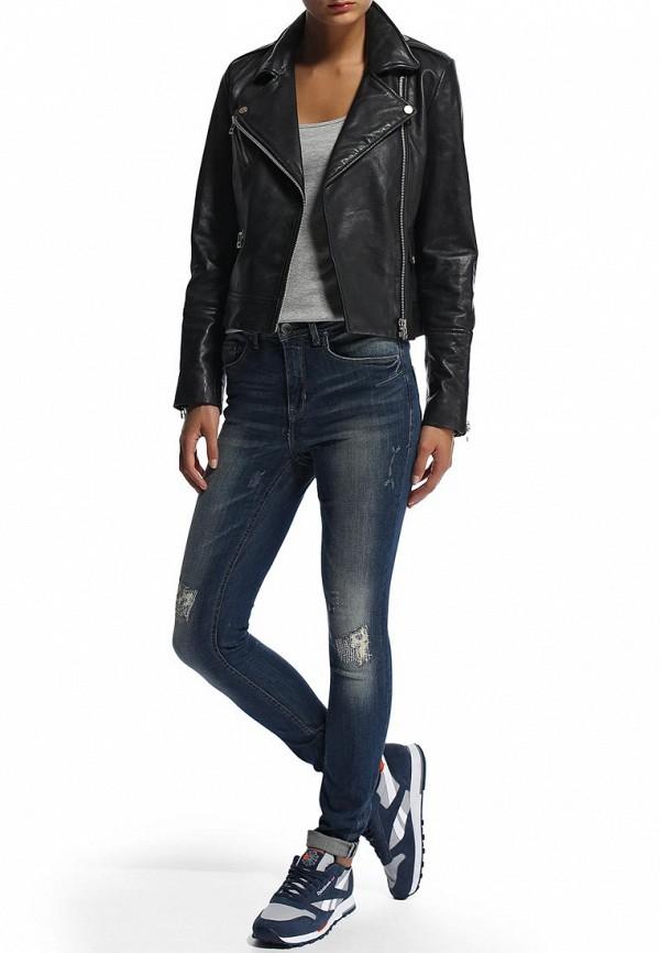 Зауженные джинсы Blend (Бленд) 200939: изображение 6
