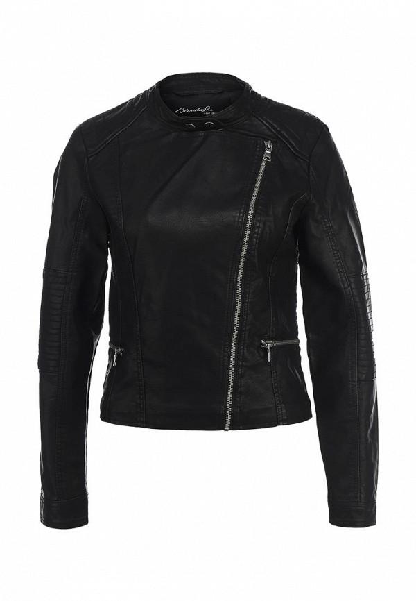 Кожаная куртка Blend (Бленд) 201521: изображение 1
