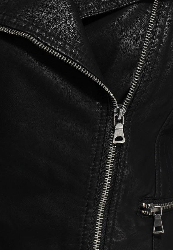 Кожаная куртка Blend (Бленд) 201521: изображение 2