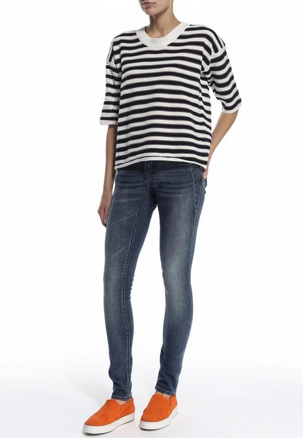 Зауженные джинсы Blend (Бленд) 201487: изображение 3