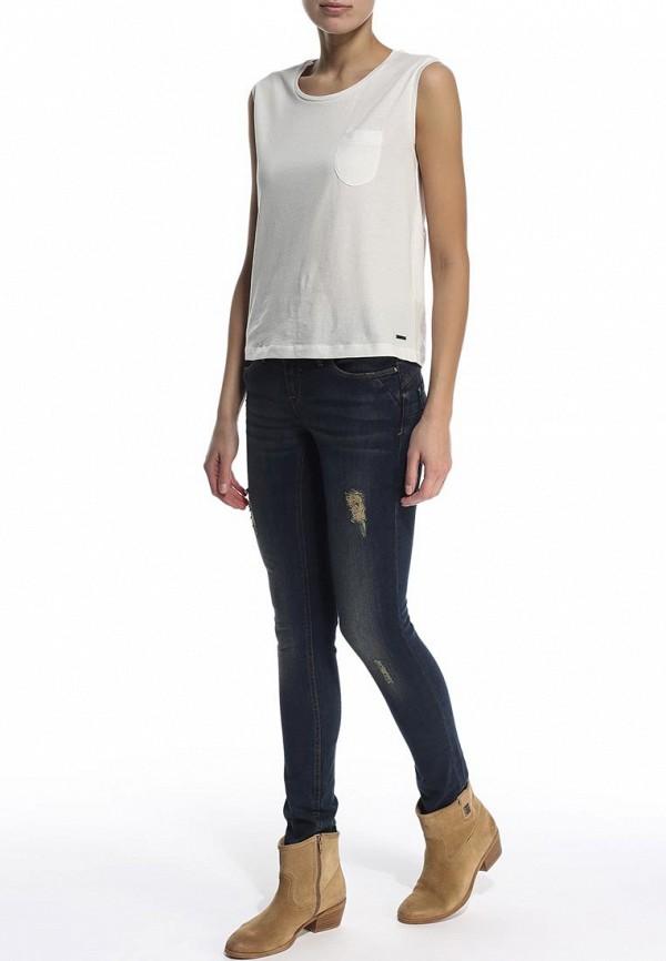 Зауженные джинсы Blend (Бленд) 201493: изображение 3