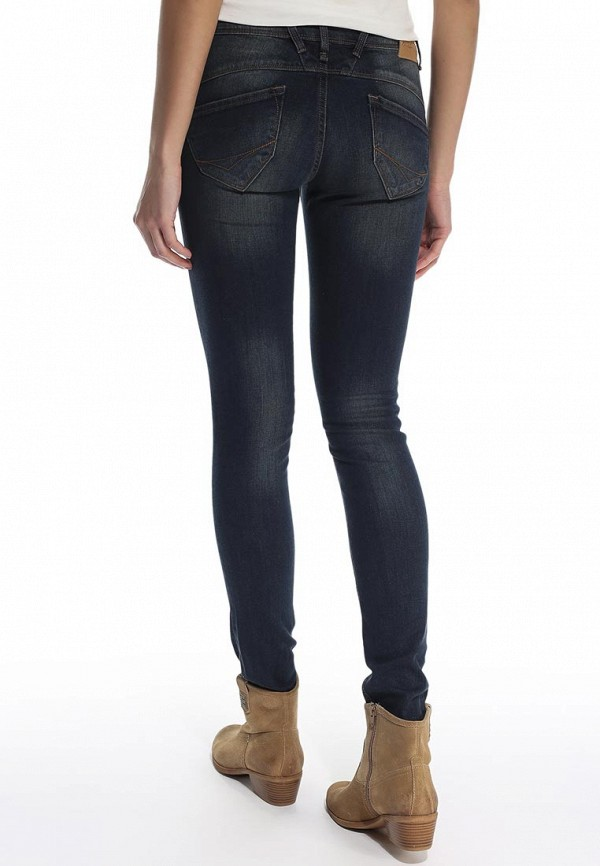 Зауженные джинсы Blend (Бленд) 201493: изображение 4