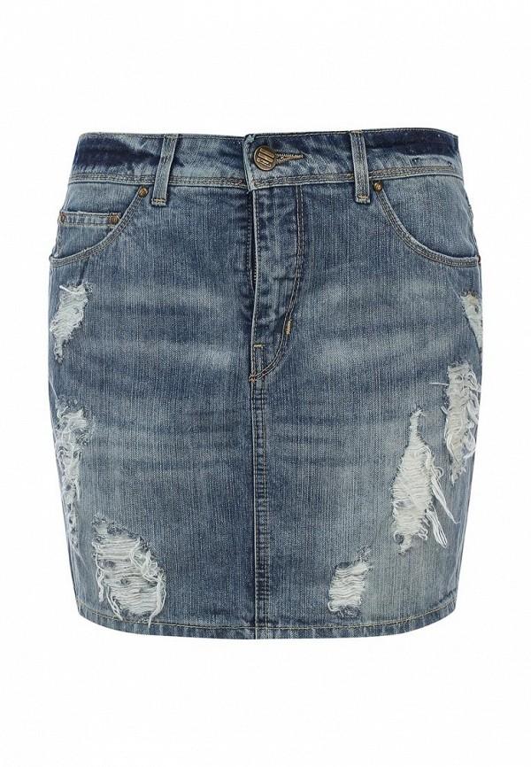 Джинсовая юбка Blend (Бленд) 201554: изображение 1