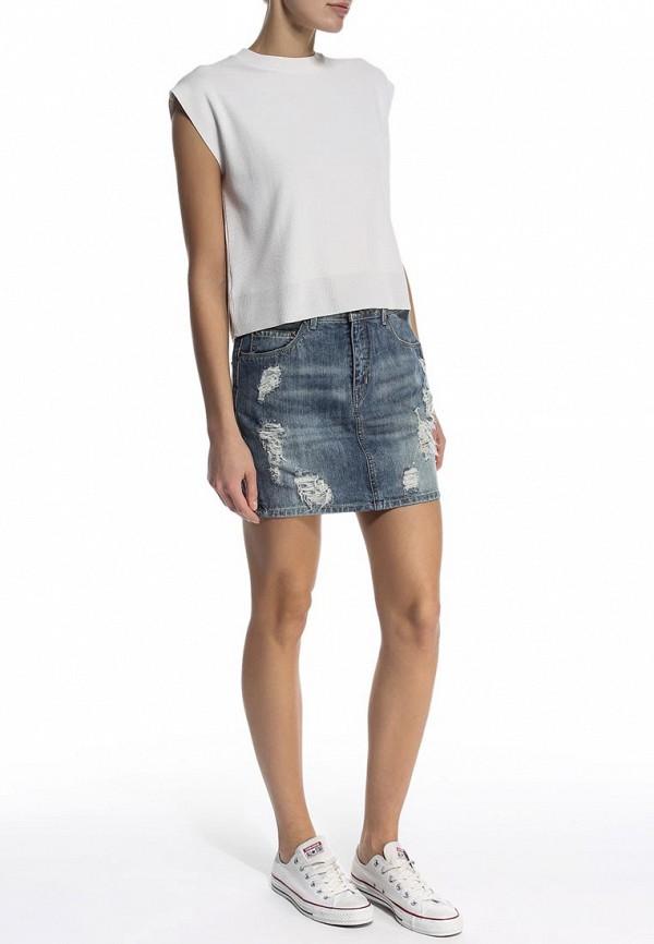 Джинсовая юбка Blend (Бленд) 201554: изображение 3