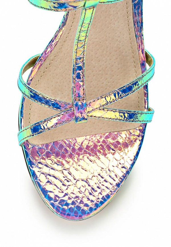 Босоножки на каблуке Blink 802041-E-79: изображение 10
