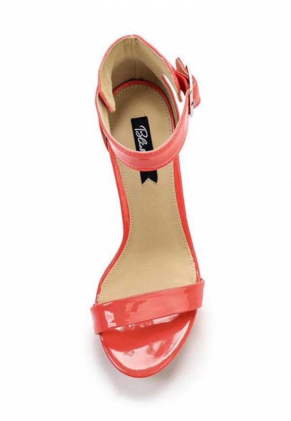 Босоножки на каблуке Blink 801924-E-35: изображение 4