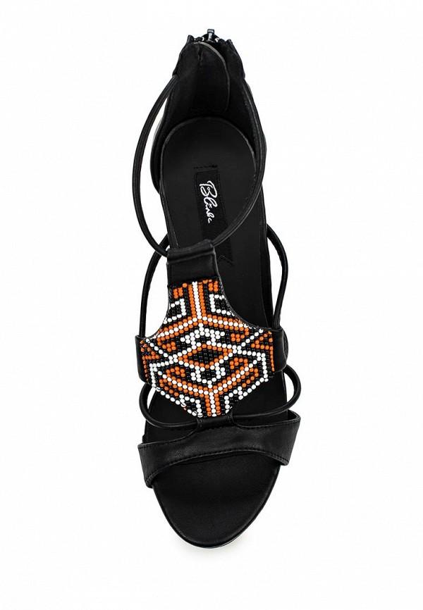 Босоножки на каблуке Blink 802432-J-01: изображение 4