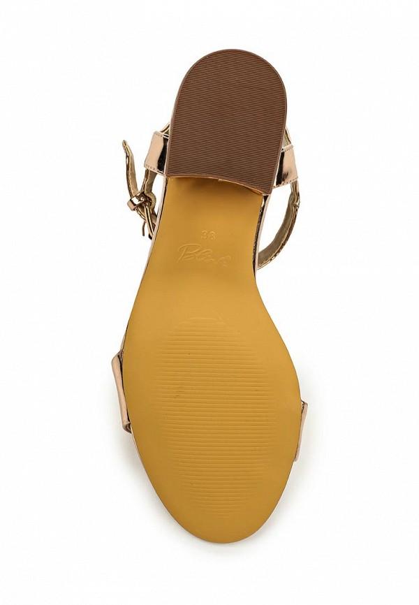 Босоножки на каблуке Blink 802413-J-111: изображение 3