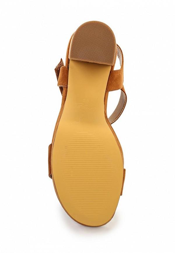 Босоножки на каблуке Blink 802369-G-21: изображение 3