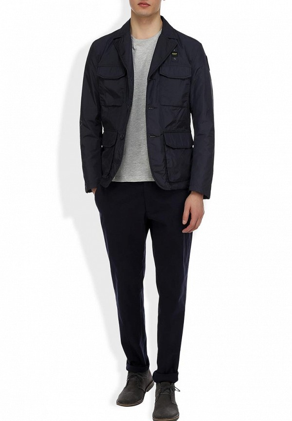 Джинсовая куртка Blauer 14sblub02093: изображение 6