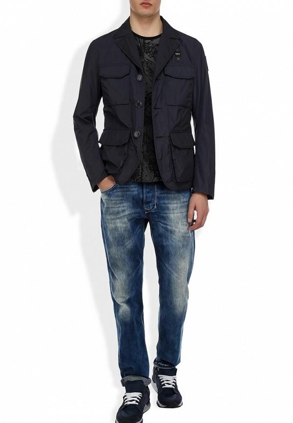 Джинсовая куртка Blauer 14sblub02093: изображение 10