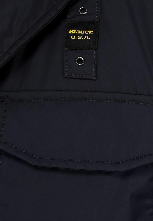 Джинсовая куртка Blauer 14sblub02093: изображение 12