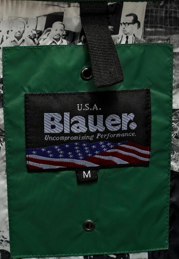 Джинсовая куртка Blauer 14sbluс01411: изображение 4