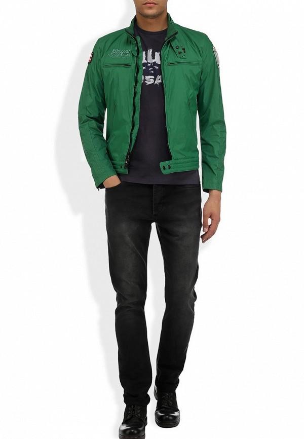 Джинсовая куртка Blauer 14sbluс01411: изображение 6