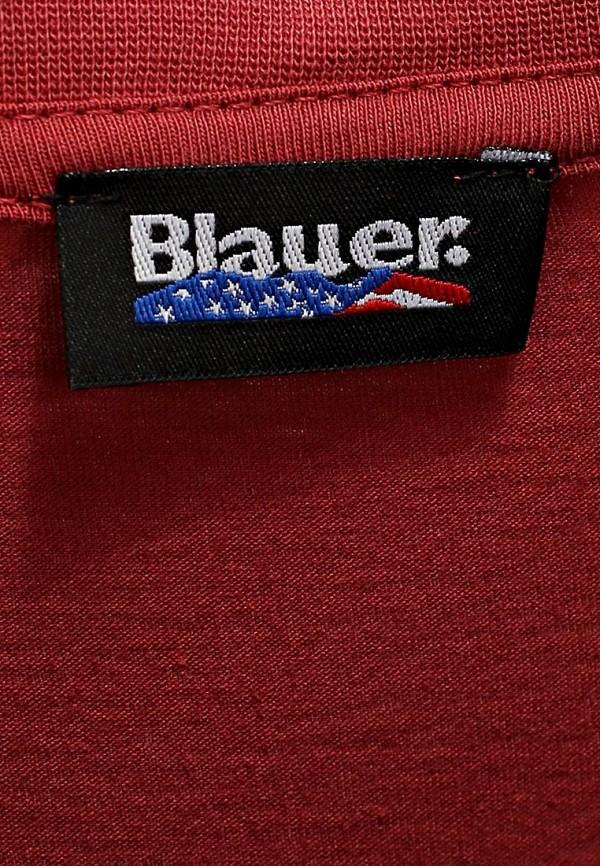 Футболка с надписями Blauer 14sbluh02436: изображение 4