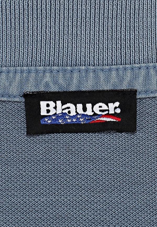 Мужские поло Blauer 14sblut02247: изображение 4