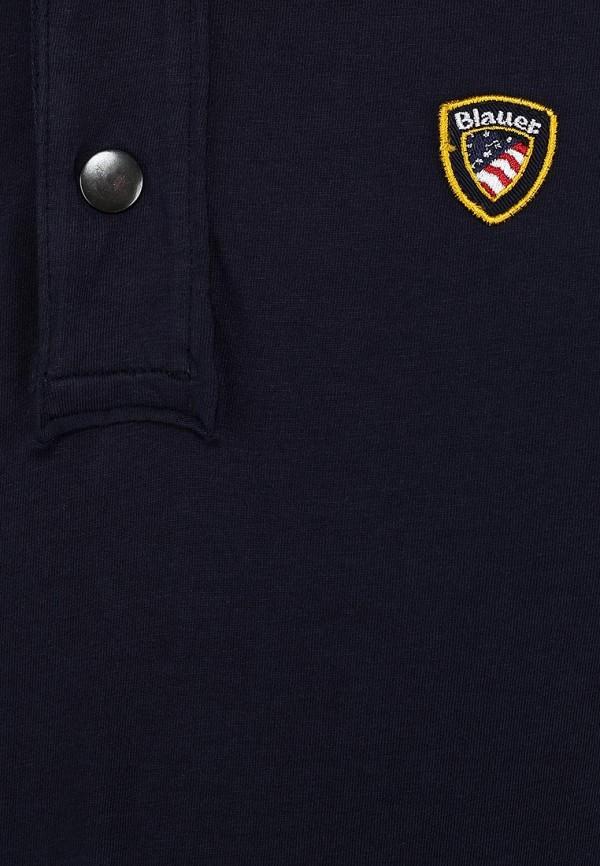 Мужские поло Blauer 14sblut02343: изображение 12