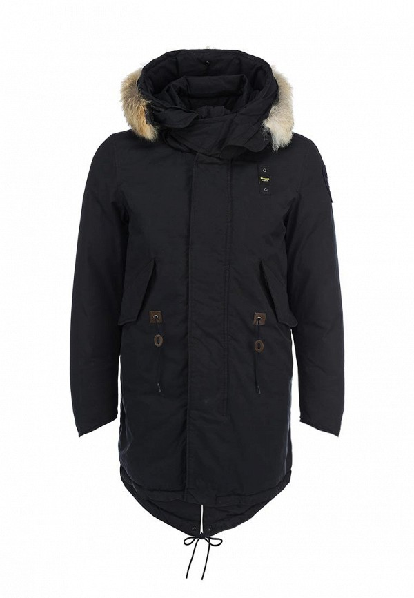 Утепленная куртка Blauer 14wbluk03912: изображение 1