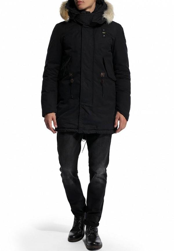 Утепленная куртка Blauer 14wbluk03912: изображение 4