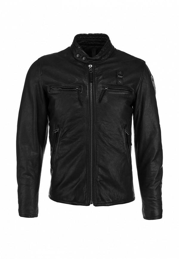 Кожаная куртка Blauer 14wblul01327: изображение 1