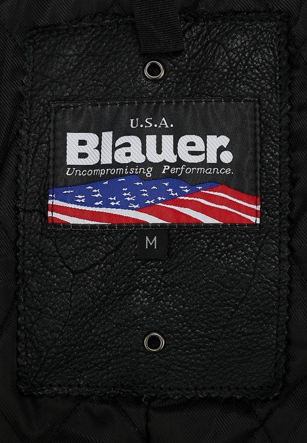 Кожаная куртка Blauer 14wblul01327: изображение 3