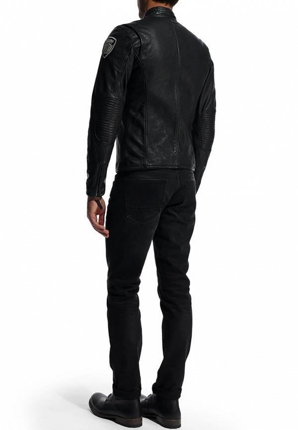 Кожаная куртка Blauer 14wblul01327: изображение 7
