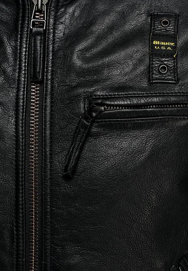 Кожаная куртка Blauer 14wblul01327: изображение 11