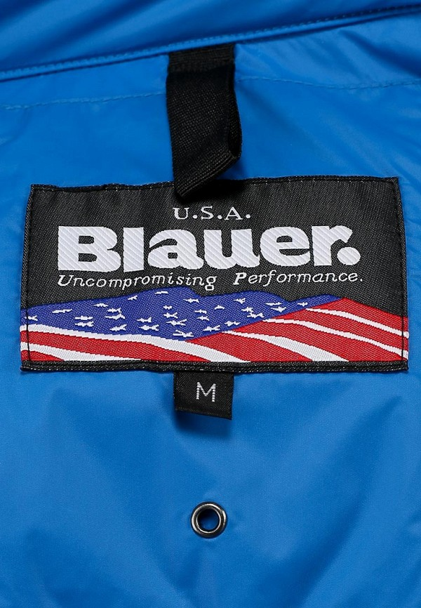 Пуховик Blauer 14wbluc03095: изображение 4