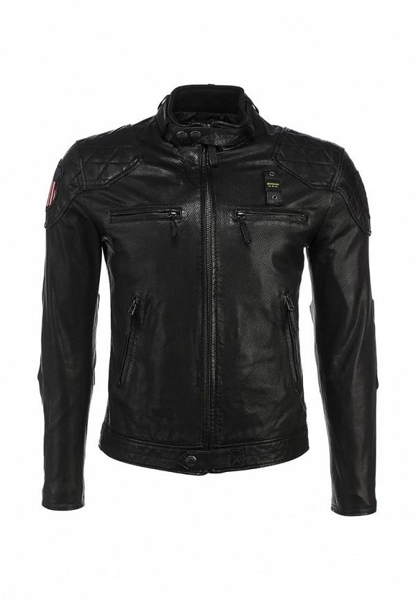 Кожаная куртка Blauer 15sblul02024: изображение 1