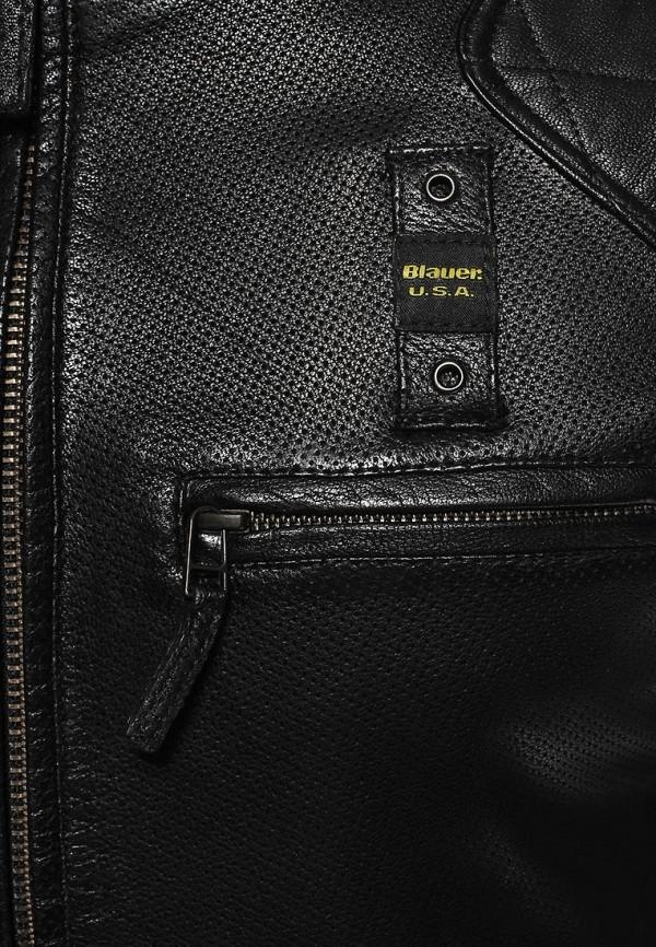 Кожаная куртка Blauer 15sblul02024: изображение 2