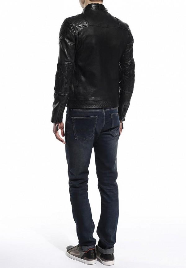 Кожаная куртка Blauer 15sblul02024: изображение 4