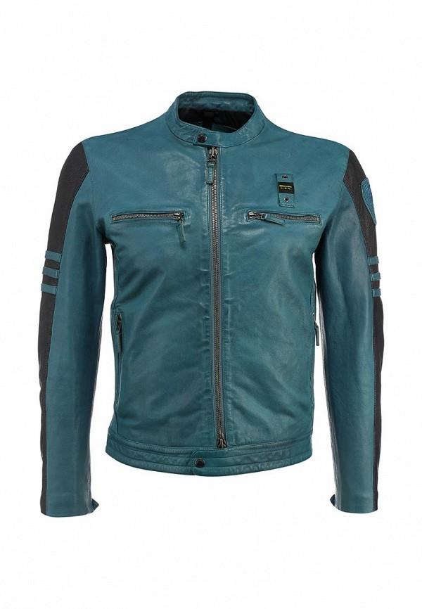Кожаная куртка Blauer 15sblul02481: изображение 1