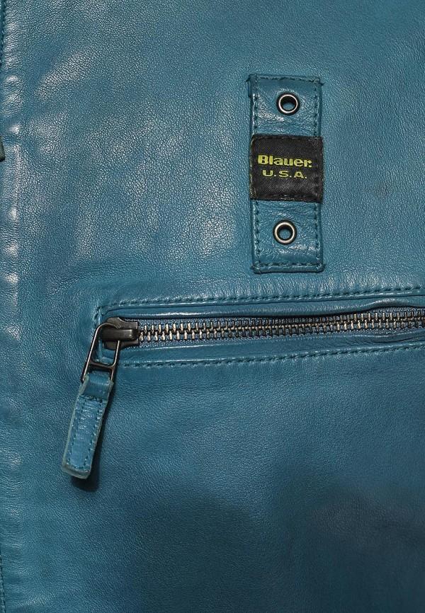 Кожаная куртка Blauer 15sblul02481: изображение 2
